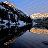 dlplumer - Maroon Bells At Sunrise