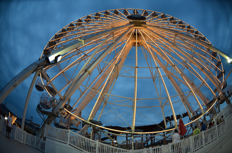 powder - Big Wheel