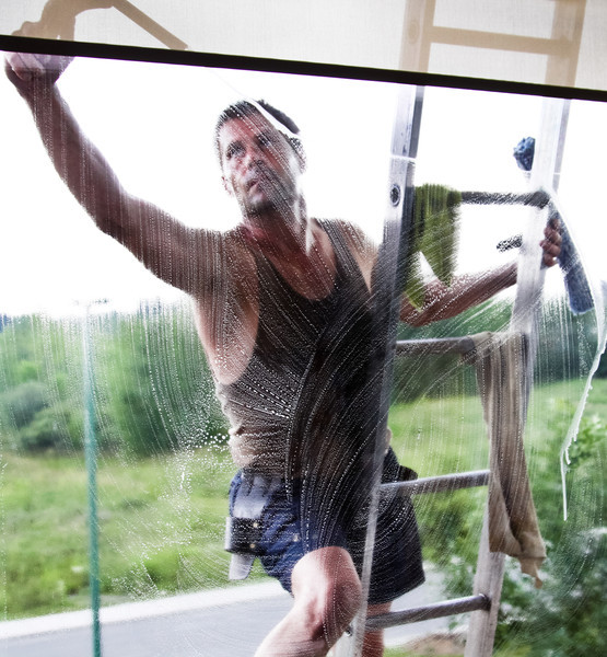 photo-funtasia - The Window Washer