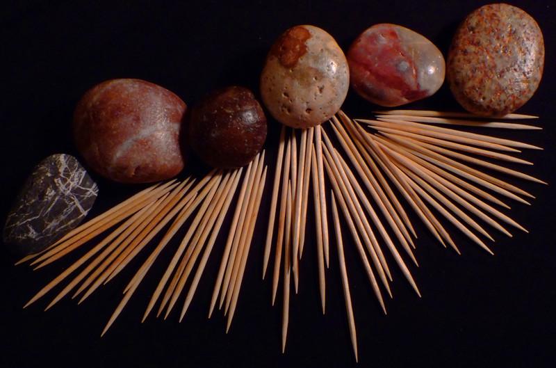 PedalGirl - Sticks and Stones...