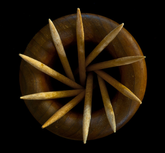 rbt - toothpicks and holder