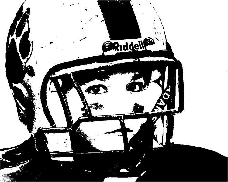 TonyCooper - My Grandson is Playing  Pop Warner Football
