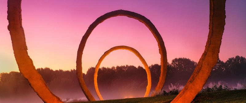 karlabbott - Rings at Dawn
