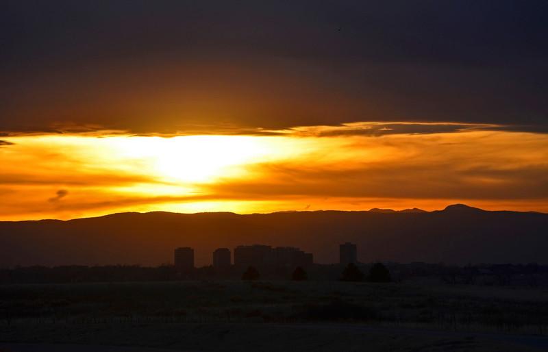 Endurodog - Evening Sky