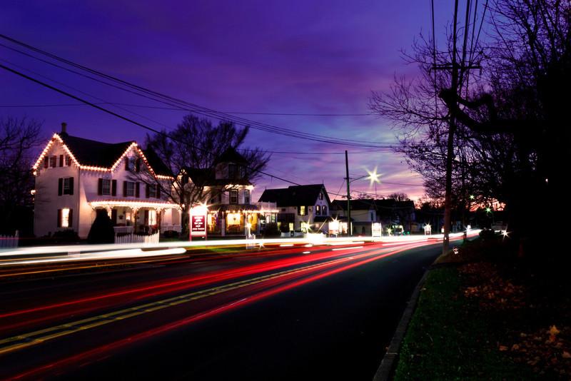 Sapphire73 - Street Near Philly at Twilight