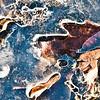 Don Ricklin - Thin Ice abstract.