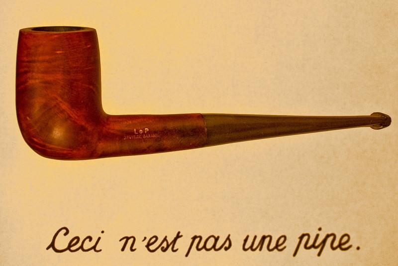 TonyCooper - Not quite Magritte