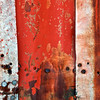 redleash - Red, White and Rust