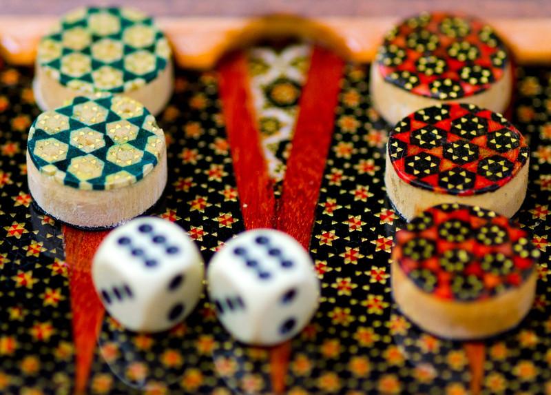 Cambyses - Lucky in Backgammon