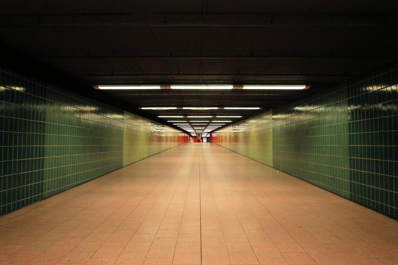 kentwaller - underground passage