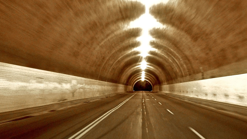"GretaPics - ""hold your breath and make a wish!' (tunnel superstitions)"