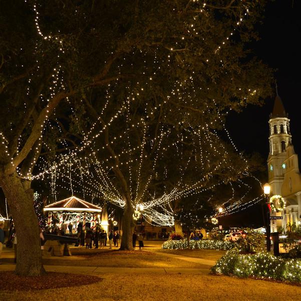 superduckz - St Augustine Christmas