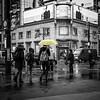 kixsand - The Girl With The Yellow Umbrella