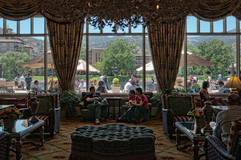 learnin - Sunday Afternoon at the Broadmoor