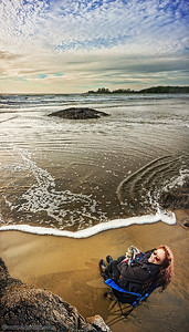 sherstone - Rain or Shine the Beach is Mine