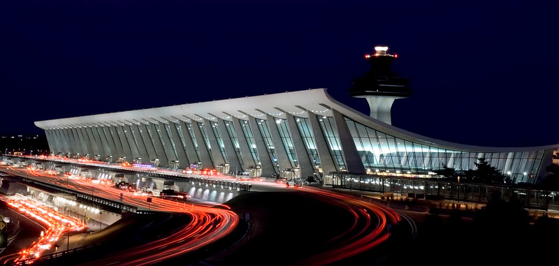 KevXman – Coming And Going At IAD