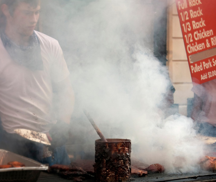 photo-bug - Where there's smoke there's... BBQ