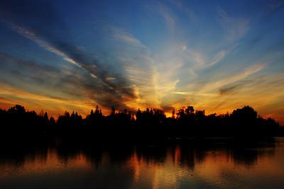 SVN Sunset over Lake Elizabeth Posted in landscapes forum  http://dgrin.com/showthread.php?t=115646
