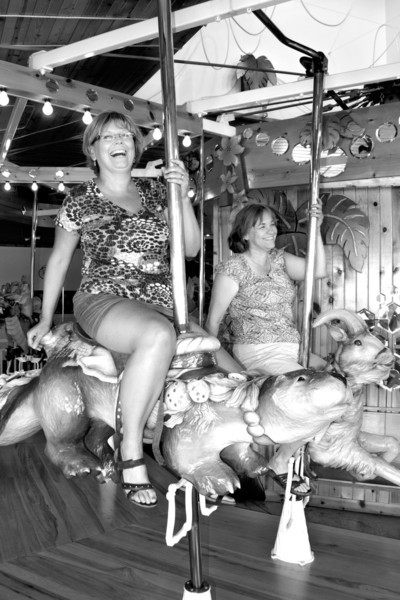 kdotaylor - Friends on a Carousel
