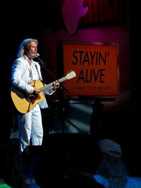 slpollett - Stayin' Alive