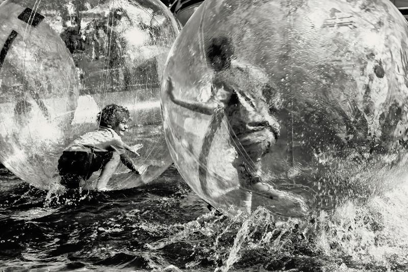 billseye - Boys in Bubbles
