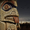 "photo-bug: Totem  <a href=""http://allbiz.smugmug.com/Contests-Work/One-word/10584790_aUDir#736067682_HnVrc"" target=""_blank"">click here for exifs </a>, the birds are brushes"