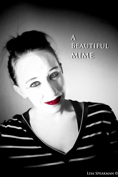 PedalGirl - A Beautiful Mime