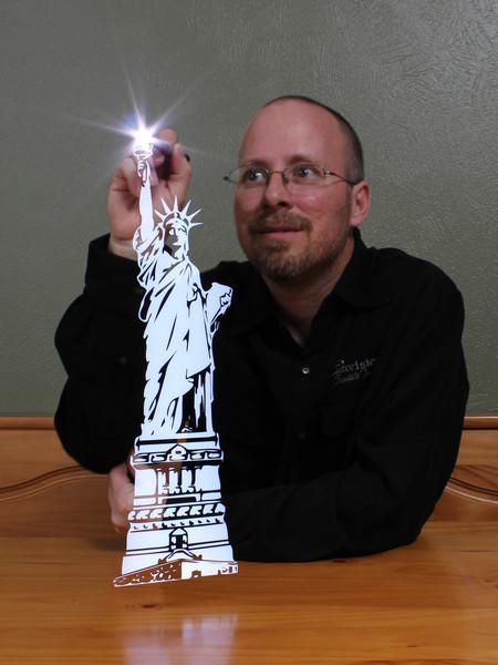 Troy Raymond - Lady Liberty