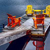 travelways - Happy lounge chairs