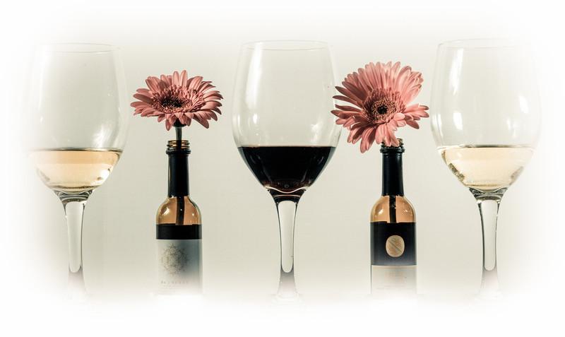 PedalGirl - Wine and Flowers