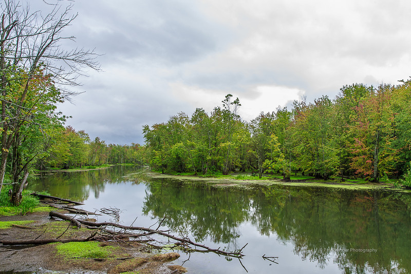 Wally123 - Storming Rainy River Water E Scape