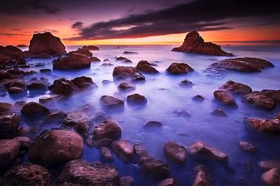 seastack - Twilight Flow