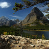"Greaper - ""Swiftcurrent Lake, Glacier National Park"""