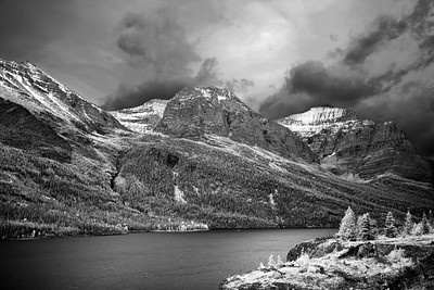 """Glacier National Park, on the """"Road to the Sun"""", taken by Scott Quier."""