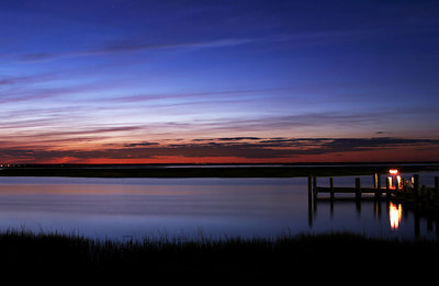 Twilight on The Bay by  FredW