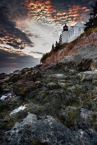 "nrshapiro ""Bass Harbor Light"""