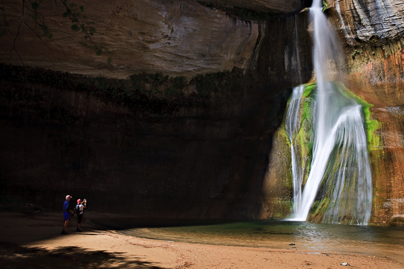 Pathfinder <br /> <br /> Lower Calf Creek Falls