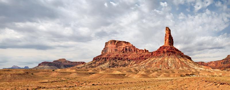 Pathfinder<br /> <br /> Bottle Monolith  Buckhorn Draw  Utah