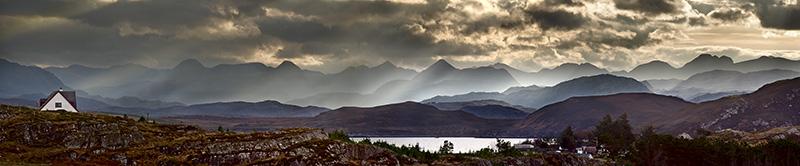 """OsirisPhoto """"The Torridon Mountains"""""""