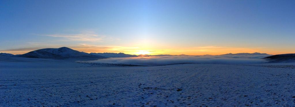 Photographer:  Sfau Title:  Andean Sunrise