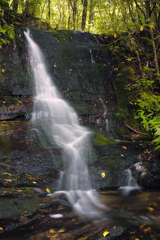 karlabbott -  Unnamed Appalachian Falls