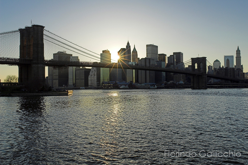 Florindo -  NYC at Sunset