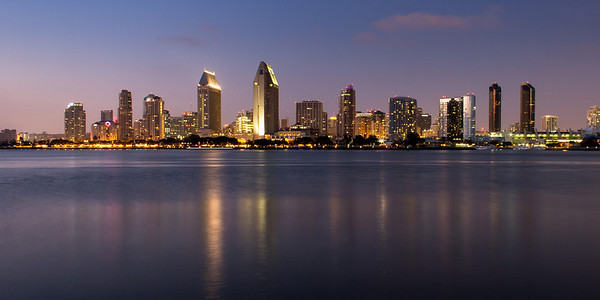 Photographer: CWSkopec Title: San Diego Skyline