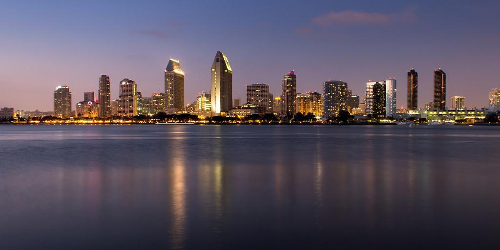 Photographer: CWSkopec Title: San Diego Skyline