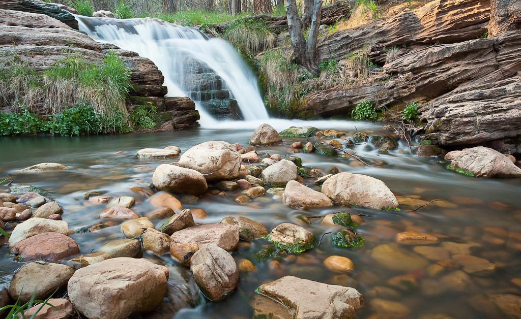 Cornflake Falls