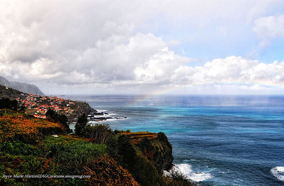 User: Jag Title:  Madeira Portugal Rainbow