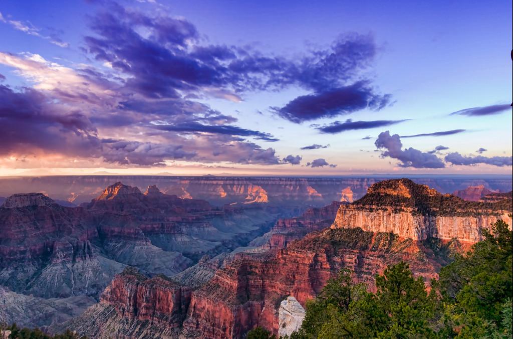 learnin -  Grand Canyon, South Rim near sunrise