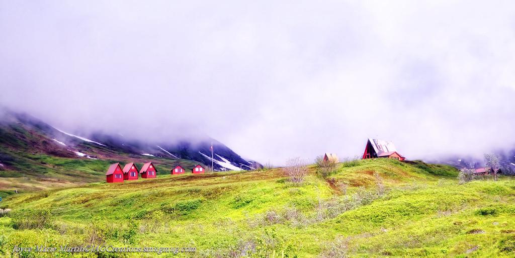 User: JAG Title:  Hatcher's Pass, Alaska