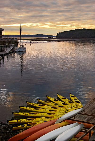 Hawkeye978<br /> Bar Harbor Sunset
