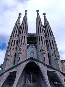 Temple of the Sagrada Familia